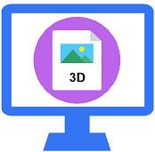 Téléchargement fichier 3D